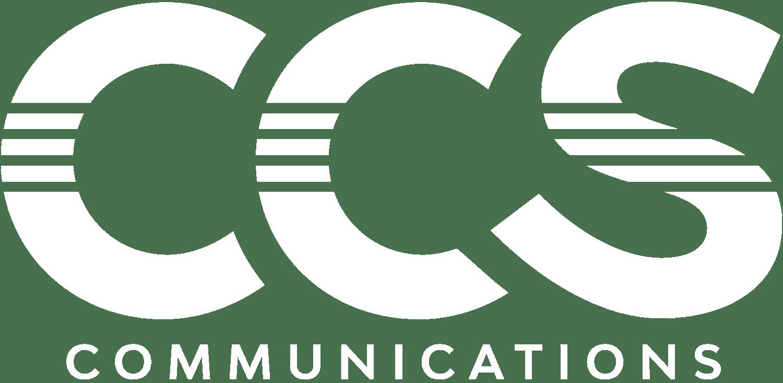 CCS Logo White